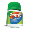 SAVE $4.00 on ONE (1) Adult ZYRTEC® product, any variety (24-45ct)