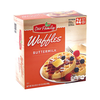 Save $1.00 on one (1) Our Family Waffles (24 ct.)