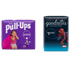 Save $1.00 on any ONE (1) package of PULL-UPS® Training Pants or GOODNITES® B...