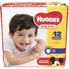 Save $2.00 on ONE (1) Huggies®  Diapers package, any size (10 ct. or larger).