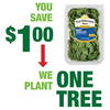 Save $2.00 on two (2) Earthbound Farms Products (4-5 oz.)