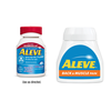 Save $2.00 on any ONE (1) Aleve® 40ct or larger (Excludes Aleve-D Products)
