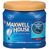 Save $1.50 $1.50 OFF ONE (1) MAXWELL HOUSE COFFEE, CAN 34.5 - 30.65 OZ.  SELECTED VARIETIES   SEE UPC LISTING