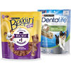 Save $1.50 on 2 Purina® Dog Treats when you buy TWO (2) packages of Purina® b...