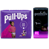 Save $2.00 on ONE (1) bag of Pull-Ups® Training Pants or Goodnites® Bedtime P...