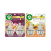 Buy ONE (1) Air Wick® Scented Oil Twin Refill, Get ONE (1) FREE (up to $5.49)