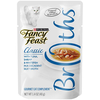 SAVE $1.25 on SIX (6) 1.4 oz pouches of Fancy Feast® Broths Wet Cat Complement