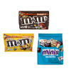 Save $1.00 on one (1) Snickers (8.9-9.7 oz.) or M&Ms multi-serve (10.7 oz.) items...
