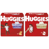Save $2.00 off any ONE (1) pkg of HUGGIES  Diapers (Not valid on 9 ct. or less, exclu...