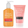 SAVE $3.00 on ONE (1) NEUTROGENA® Acne product, any variety (excludes bar soaps,...