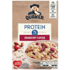Save $1.00 on Quaker® Protein Instant Oatmeal when you buy ONE (1) box of Quaker&...