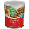 Save $0.50 $.50 OFF ONE (1) FOOD CLUB FRENCH FRIED ONIONS.  6 OZ.