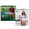 Save $5.00 on any TWO (2) packages of DEPEND Products (4 ct. or larger)
