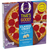 Save $1.50 on one (1) O That's Good Pizza (22.6-24.1 oz.)