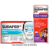 Save $1.00 SAVE $1.00 on any ONE (1) Adult SUDAFED® or Children's SUDAFED® product