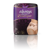 Save $3.00 on ONE Always DISCREET Incontinence Pad, Underwear OR Boutique Underwear (...
