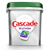 Save $1.00 on ONE Cascade ActionPacs Dishwasher Detergent Tubs 30 ct or larger (exclu...