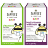 Save $3.00 Save $3.00 on ONE (1) Zarbee's Naturals Baby Vitamin D or Multivitamin with Iron product, any variety o...