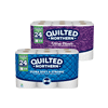 SAVE $0.50 off any ONE (1) package of Quilted Northern® Bath Tissue, 12 Double Ro...