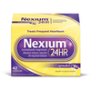 Save $5.00 on Nexium 24HR® Product when you buy ONE (1) Nexium 24HR® (28CT or...