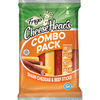 Save $0.50 on Frigo® Cheese Heads® Cheese and Meat Combo Packs when you buy O...