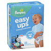 Save $1.50 on ONE BAG Pampers Easy Ups Training Underwear OR UnderJams Absorbent Nigh...