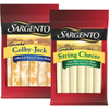 Save $0.55 on Sargento® String or Stick Snacks when you buy ONE (1) Sargento®...