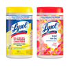 Save $0.50 on any ONE (1) Lysol® Disinfecting or Plant Based WIPES (30 ct. or Hig...