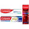 On any 3 Colgate TotalSF Advanced, Optic White® Advanced or Renewal, Enamel Healt...