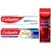 On any 3 Colgate TotalSF Advanced, Optic White® Advanced or Renewal, Zero, Enamel...