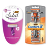 Save $4.00 on any ONE (1) BIC® Soleil®, Flex™ or Comfort 3® Hybrid...