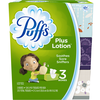 Save $0.50 on ONE Puffs Facial Tissue Pack 3 Boxes or larger (excludes Puffs To Go Si...