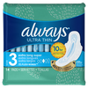 Save $0.50 Save $0.50 on ONE Always Ultra OR Maxi Pads 11 ct or higher (excludes Radiant, Infinity, Pure & Clean a...