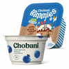 Save $1.00 on FIVE (5) Chobani® Single-Serve Yogurt and Non-Dairy products, any v...