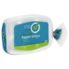 Save $0.50 $.50 OFF ONE (1) SIMPLY DONE FOAM COMPARTMENT TRAY 20 CT