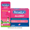 Save $1.00 when you buy any ONE (1) BENADRYL® product, any variety. Excludes tria...