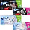 Save $1.00 on 2 Disney Frozen or Star Wars Ziploc® bags when you buy TWO (2) sele...