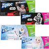 Save $1.00 on 2 Disney Frozen or Star Wars Ziploc® bags when you buy TWO (2) sele...