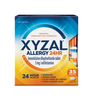 Save $6.00 Save $6.00 on any ONE (1) XYZAL ALLERGY 24 HR product, 35 count or larger