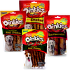 Save $1.00 on ONE (1) Hartz Oinkies Dog Treat 8pk or larger, any variety