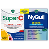 Save $3.00 on TWO Vicks DayQuil OR NyQuil Super C Convenience Packs (excludes DayQuil...