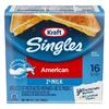 Save $1.00 on two (2) Kraft American Cheese Singles (10.7-12 oz.)
