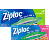 Save $1.00 on 2 Ziploc® bags when you buy TWO (2) Ziploc® brand bags, any siz...