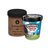 Save $0.50 Ben & Jerry's Ice Cream or Talenti Gelato (16 oz). $.50 OFF ONE (1)