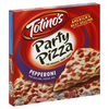 Save $0.50 on one (1) Totino's Party Pizza (9.8-10.9 oz.) or Pizza Rolls (15 ct.)