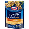 Save $0.50 on one (1) Kraft Expertly Paired Shredded Cheese (8 oz.)