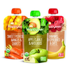 Save $1.00 on any THREE (3) Happy Baby Organics Clearly Crafted Pouches