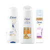 Save $1.00 on any TWO (2) Dove Hair products (excludes trial and travel sizes).