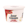 Save $0.25 on one (1) Our Family Sour Cream (16 oz.)
