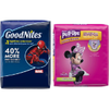 Save $2.00 on PULL-UPS® or GOODNITES® Pants or Bed Mats when you buy ONE (1)...